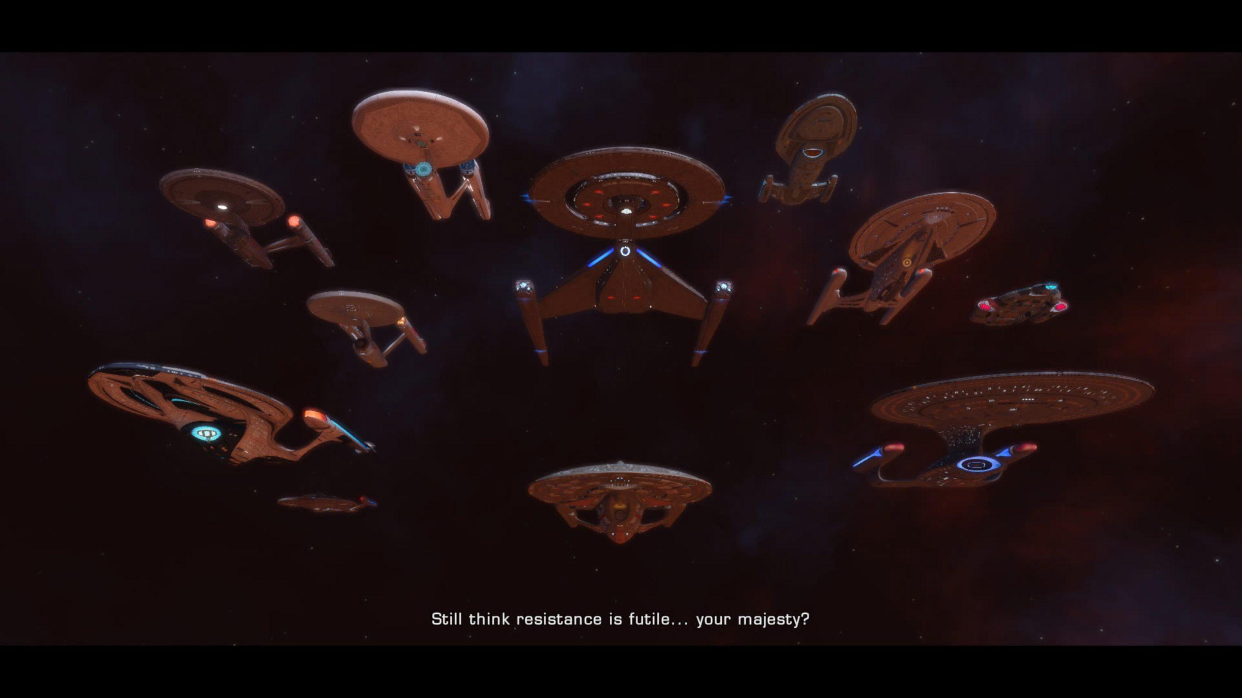 Star Trek Online (PS5): COMPLETED!