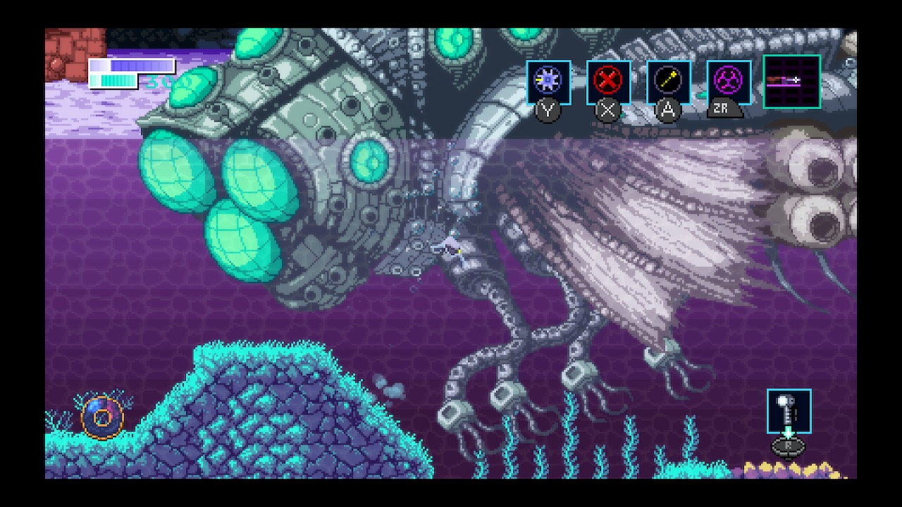 Axiom Verge 2 (Switch): COMPLETED!
